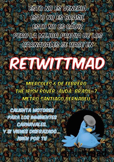 ReTwittMad Febrero 2013